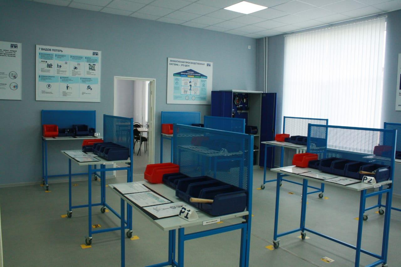 В Волгоградской области откроют «Фабрику процессов» в рамках нацпроекта «Производительность труда и поддержка занятости»