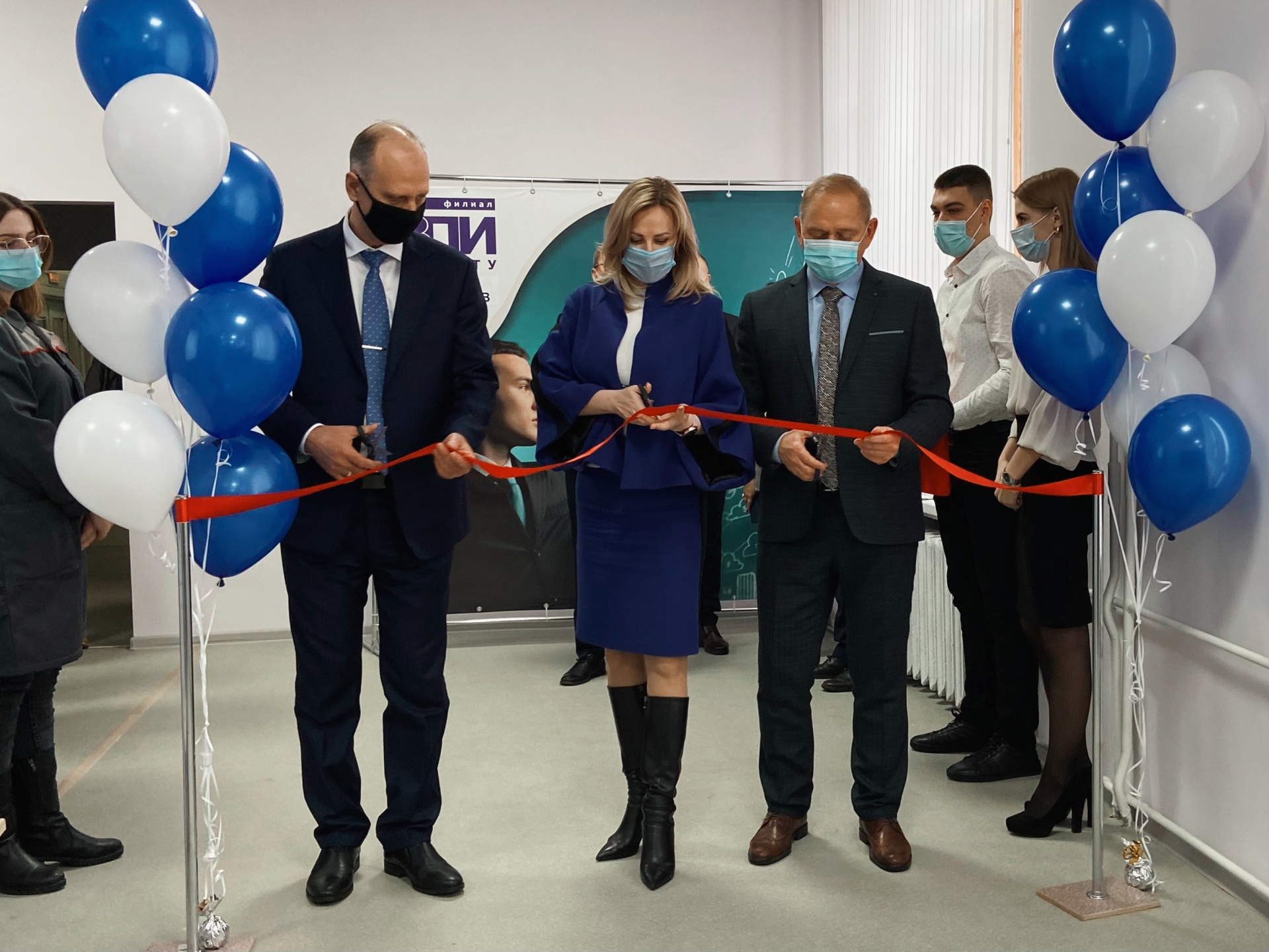 «Производительность труда и поддержка занятости»: в Волгоградской области запустили «Фабрику процессов» для обучения бережливому производству