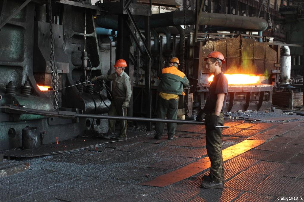 «Производительность труда»: камышинское предприятие «Кузница» повысит эффективность производства благодаря участию в нацпроекте