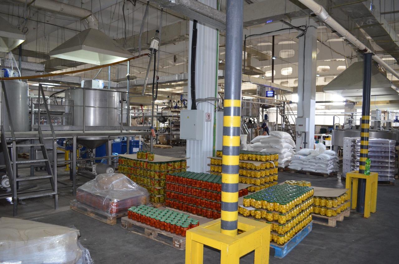 В Волгоградской области за счет бережливых технологий увеличат объемы производства солений