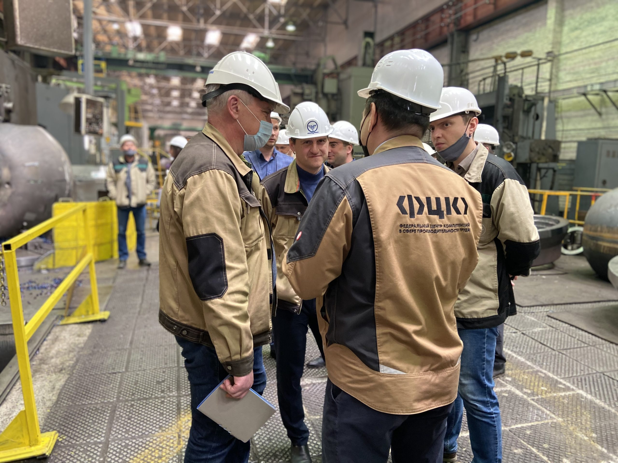Волгоградское предприятие увеличит выпуск ключевых продуктов благодаря внедрению технологии бережливого производства