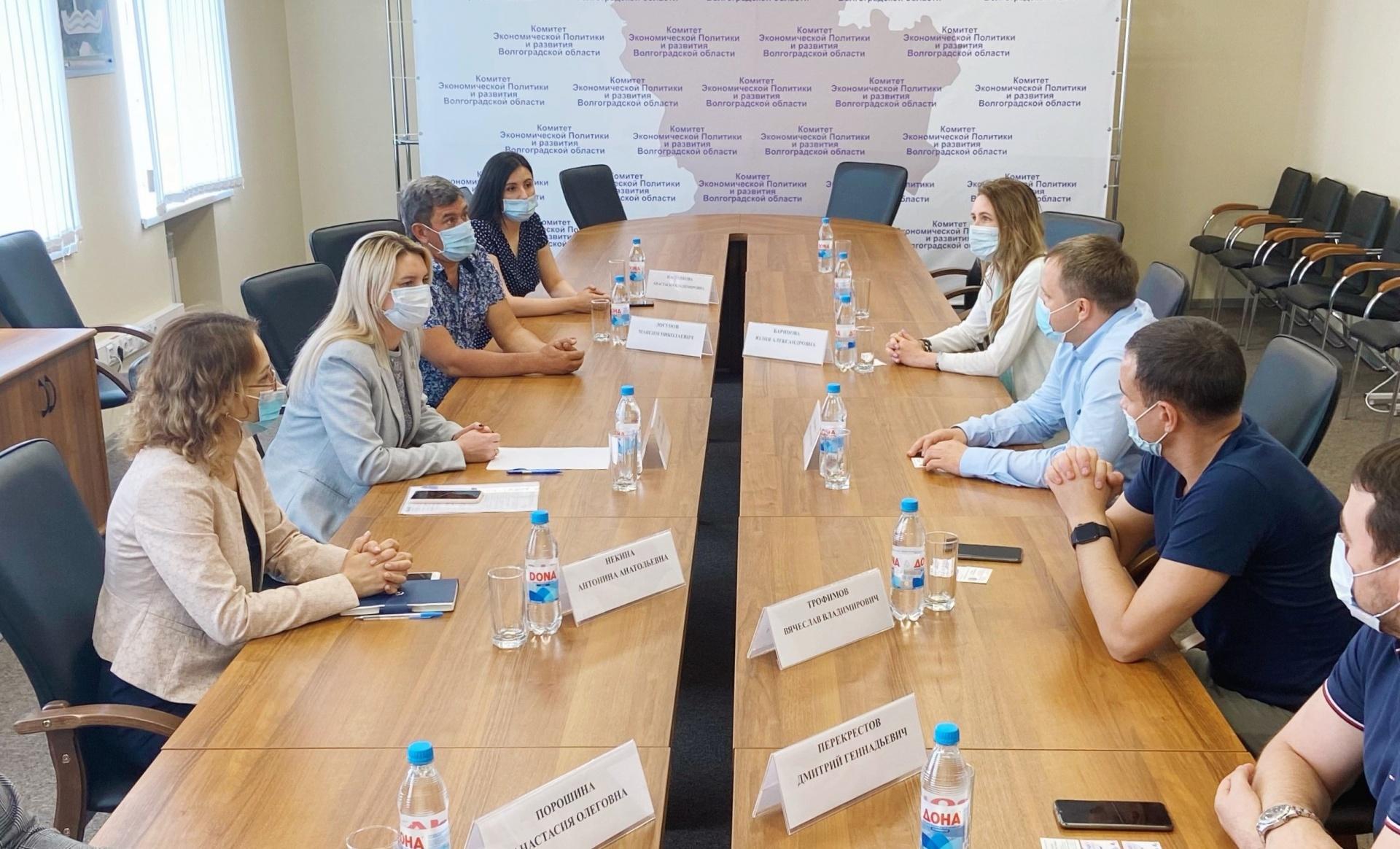 Региональный центр компетенций Волгоградской области успешно прошел сертификацию