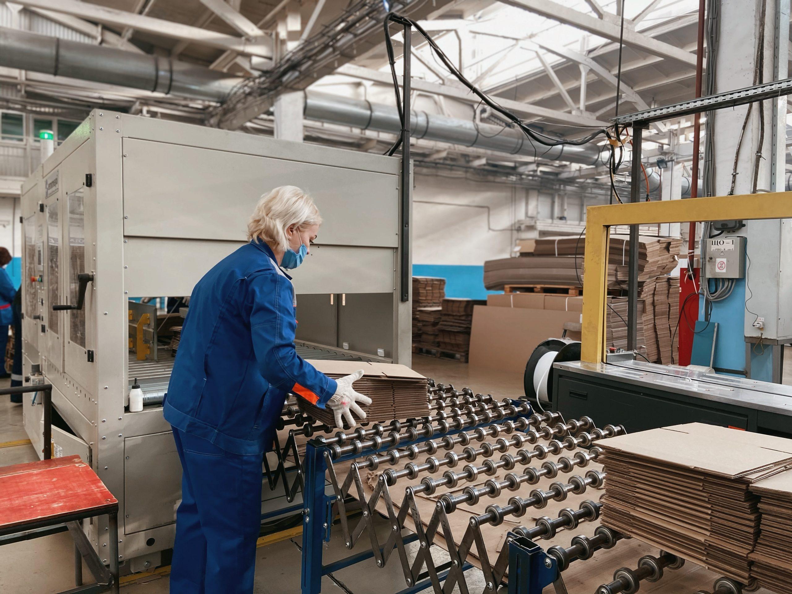 Волгоградские предприятия повысили производительность труда на 21% по итогам первого года работы Регионального центра компетенций