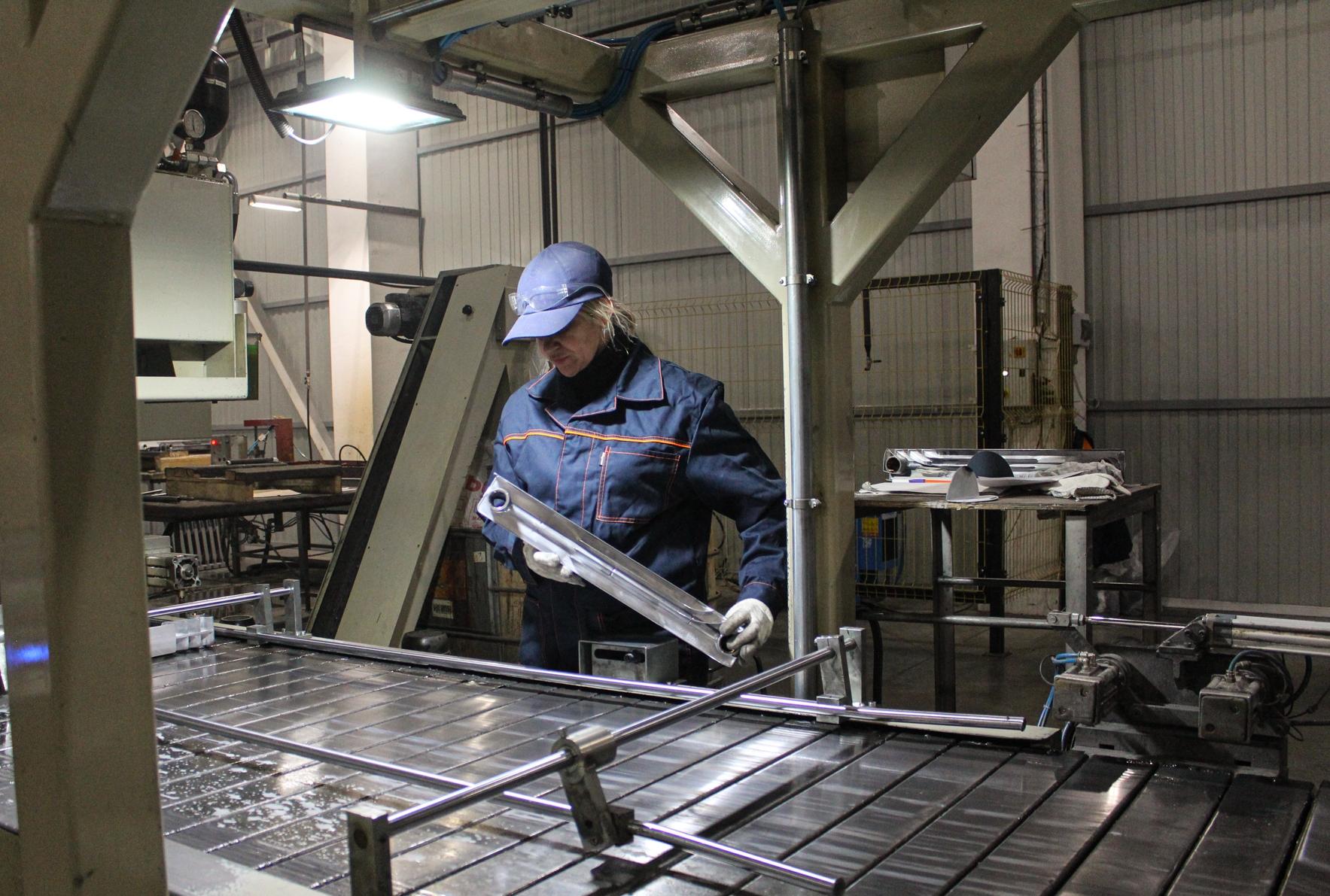 Волгоградский завод-изготовитель радиаторов отопления повысил производительность труда