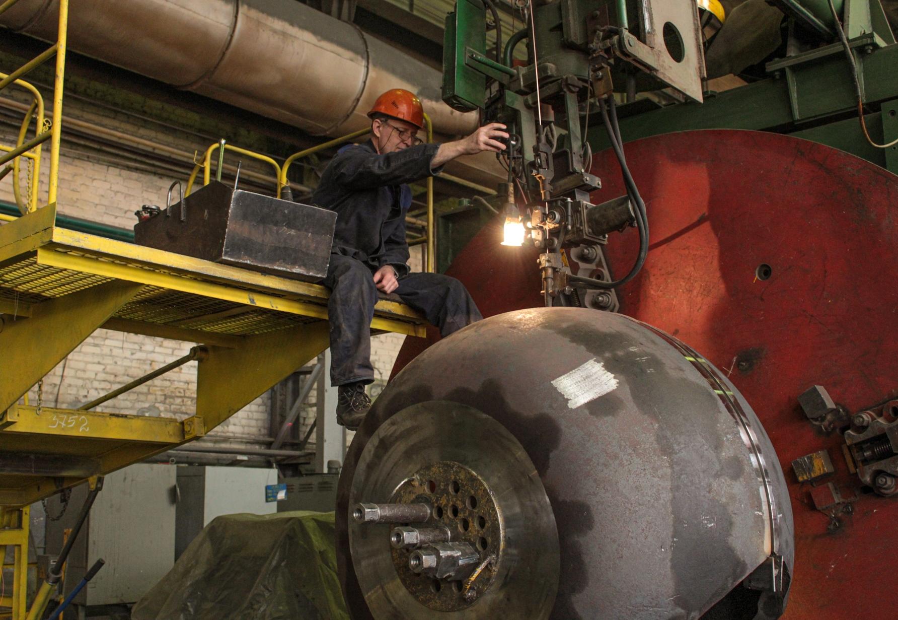 Волгограднефтемаш подводит первые итоги участия в национальном проекте «Производительность труда»